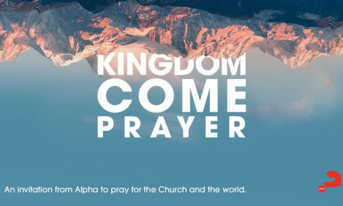 """""""Kingdom Come"""" Prayer Meeting – Wednesday, August 19th – 7:30pm"""