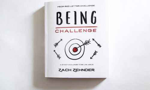Join the Being Challenge!